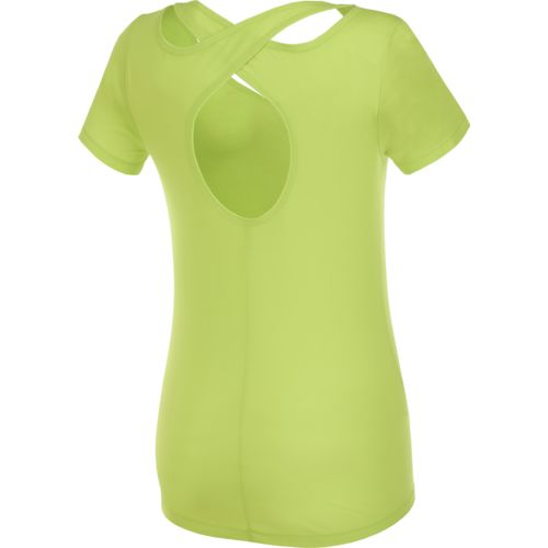 BCG Women's Lifestyle Barre Cross Back T-shirt - view number 2