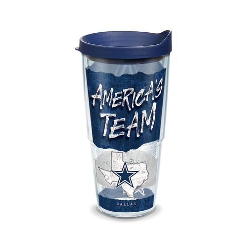 Tervis Dallas Cowboys Statement 24 oz. Tumbler with Lid