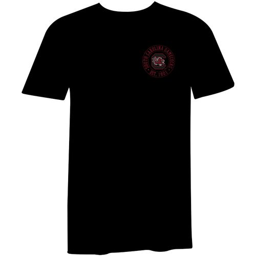 Image One Men's University of South Carolina Comfort Color T-shirt - view number 2