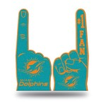 Rico Miami Dolphins Foam Finger - view number 1