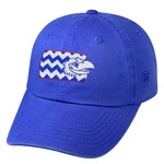 Top of the World Women's University of Kansas Chevron Crew Cap