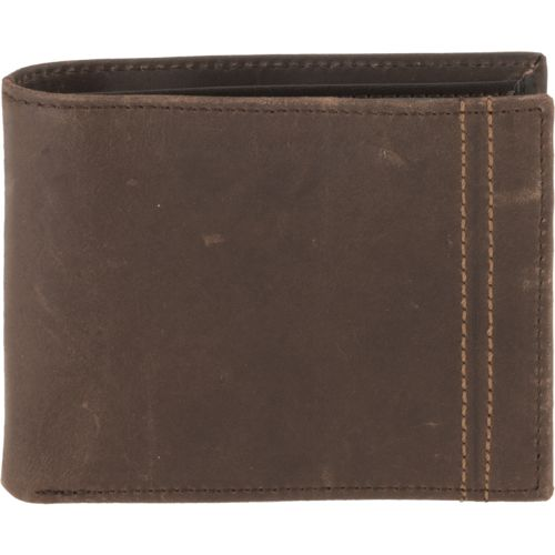 Magellan Outdoors Men's Contrast Double-Stitch Bifold Passcase
