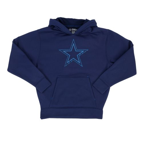 Dallas Cowboys Boys' Hatfield Performance Hoodie