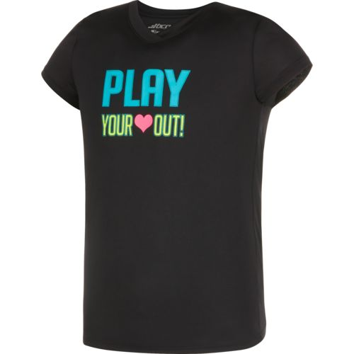 BCG™ Girls' Play Heart Out T-shirt