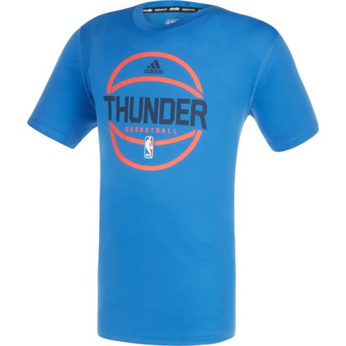 adidas Boys' Oklahoma City Thunder Graphic T-shirt