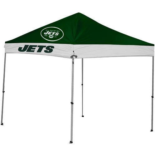 Coleman® New York Jets 9' x 9' Straight-Leg Canopy