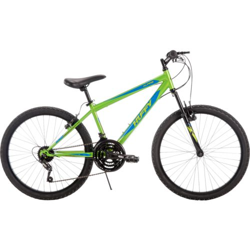 "Display product reviews for Huffy Boys' Alpine 24"" 18-Speed Mountain Bike"