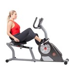 Body Power™ Deluxe Magnetic Recumbent Exercise Bike - view number 8