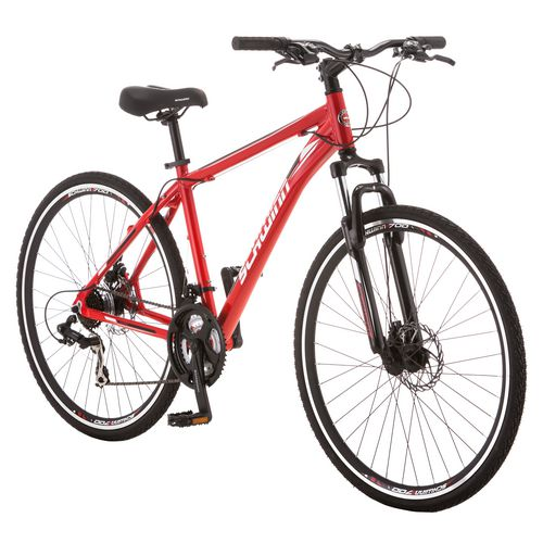 Schwinn Men's GTX 2.0 700c 21-Speed Dual Sport Bike