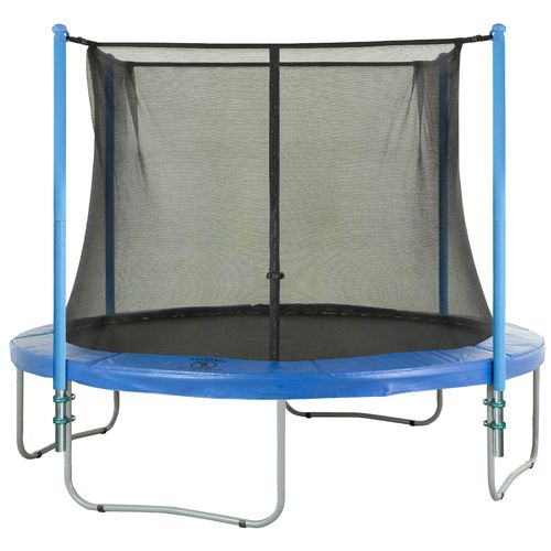 Upper Bounce® 4-Pole Trampoline Enclosure Set for 10' Round Frames with 2 or 4 W-Shape Legs - view number 6