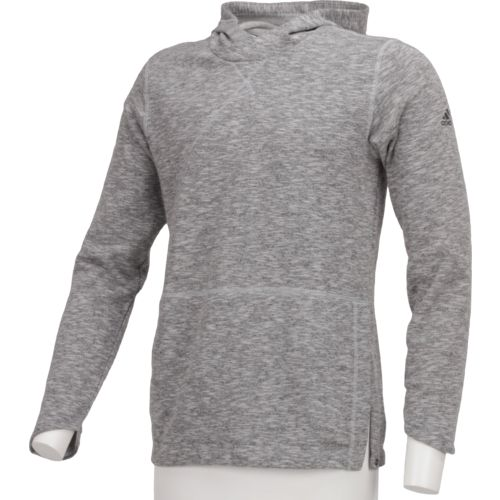 adidas Men's Cross Up Pullover Hoodie