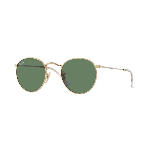 Ray-Ban Round Metal Sunglasses - view number 1