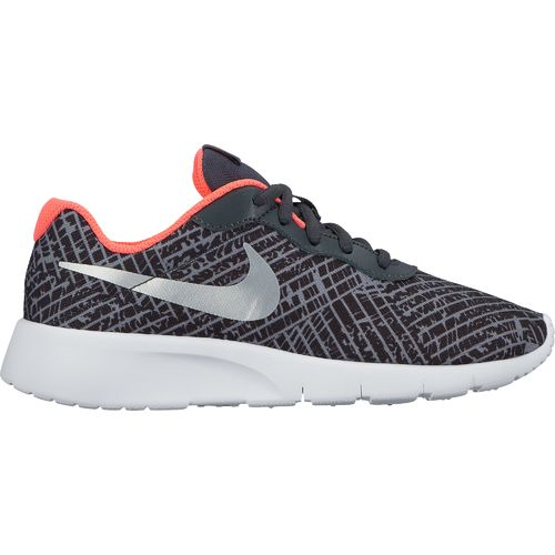Nike Girls' Tanjun Print Running Shoes