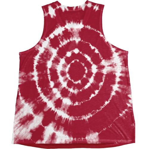 Blue 84 Women's University of Alabama Retro Liquid Muscle Tank Top - view number 2