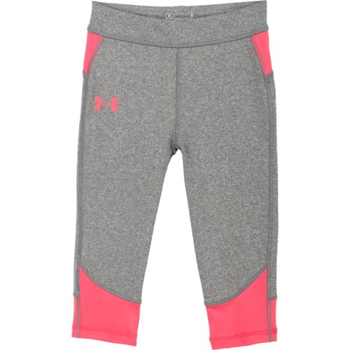 Under Armour Girls' Studio Capri Pant
