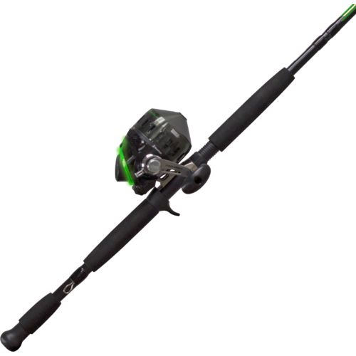Zebco 808 Bite Alert™ 7' MH Freshwater Spincast Rod and Reel Combo