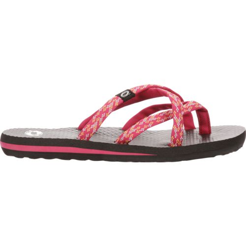 Display product reviews for O'Rageous Women's Strappy Yoga Thong Sandals