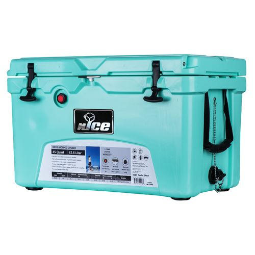 nICE Premium 45 qt Rotomolded Cooler