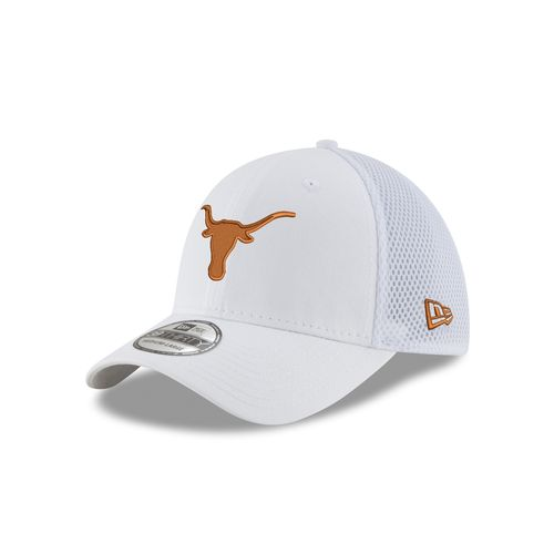 New Era Men's University of Texas NEO 39THIRTY Cap