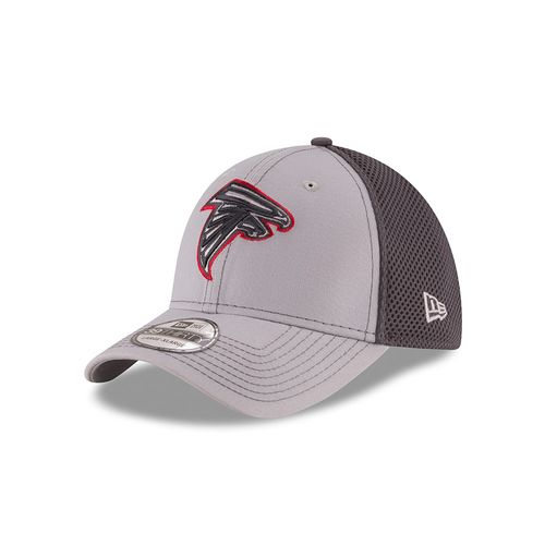 New Era Men's Atlanta Falcons 39THIRTY Grayed Out Neo Cap