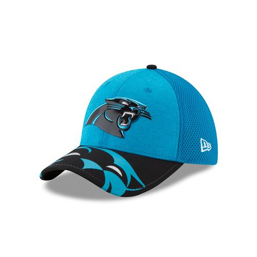 New Era Men's Carolina Panthers 39THIRTY NFL17 On Stage Cap - view number 1