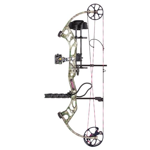 Bear Archery Women's Prowess RTH Compound Bow Set