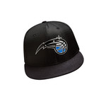 New Era Men's Orlando Magic 59FIFTY Team On Court Cap - view number 1