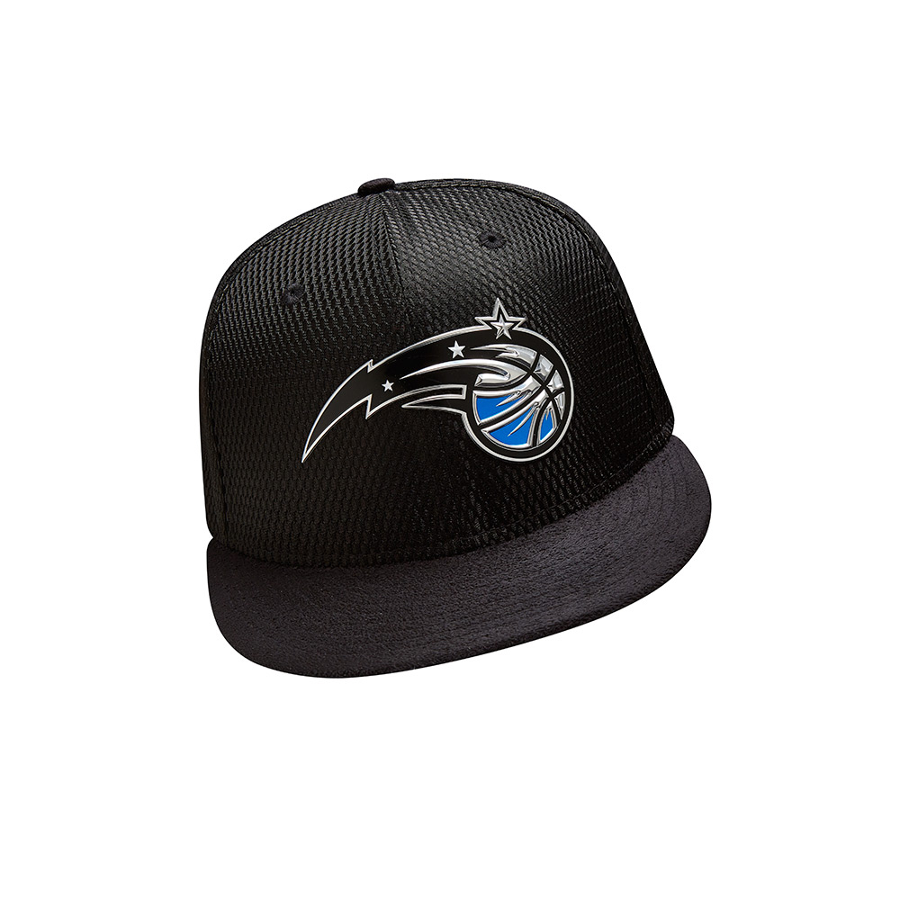 New Era Men's Orlando Magic 59FIFTY Team On Court Cap