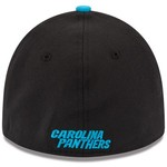 New Era Boys' Carolina Panthers Team Classic 39THIRTY Cap - view number 2