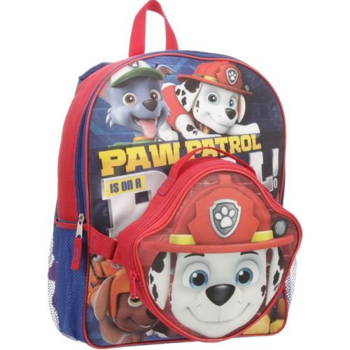 PAW Patrol Boys' On a Roll! Marshall Backpack with Die-Cut Lunch Kit - view number 2