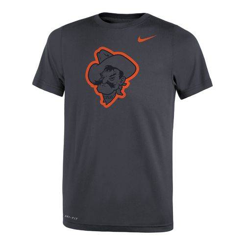 Nike Boys' Oklahoma State University Legend Travel T-shirt