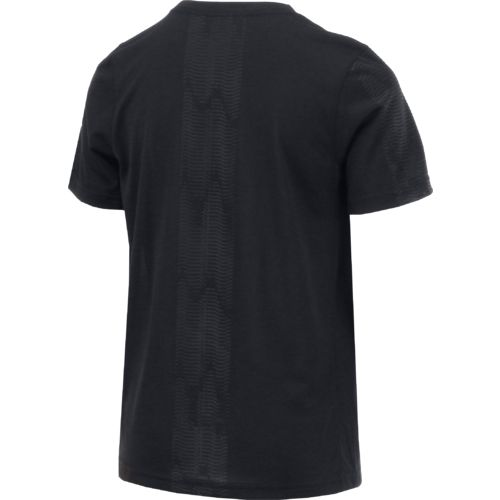 Nike Boys' Wave Swoosh Dry Training T-shirt - view number 2