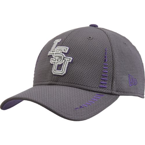 New Era Men's Louisiana State University Speed 9FORTY Cap - view number 2