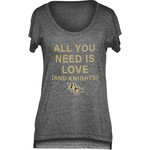 Chicka-d Women's University of Central Florida Scoop-Neck T-shirt - view number 1