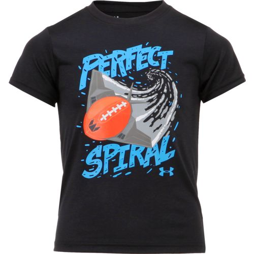 Under Armour Boys' Perfect Spiral Short Sleeve T-shirt