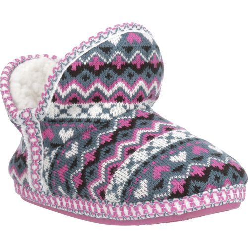 Austin Trading Co.™ Girls' Sweater Bootie Slippers - view number 2