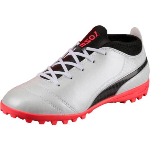 PUMA Boys' One 17.4 TT JR Soccer Cleats