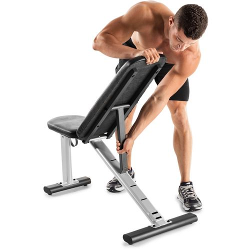 Gold's Gym XR 6.0 Utility Weight Bench - view number 5