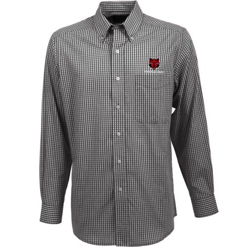 Antigua Men's Arkansas State University Associate Long Sleeve Dress Shirt