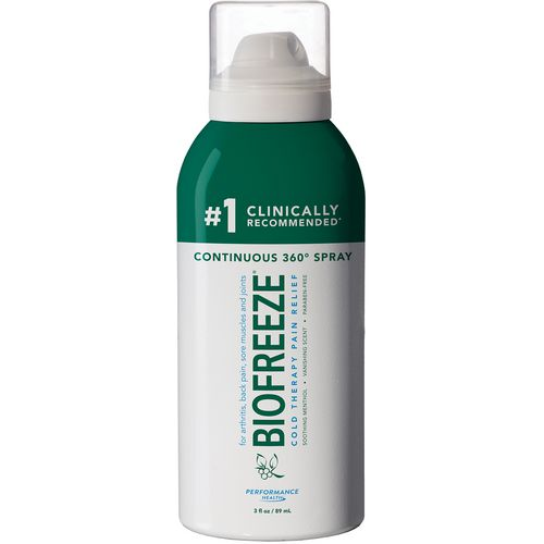 Biofreeze Topical Classic 360 Pain Reliever Spray