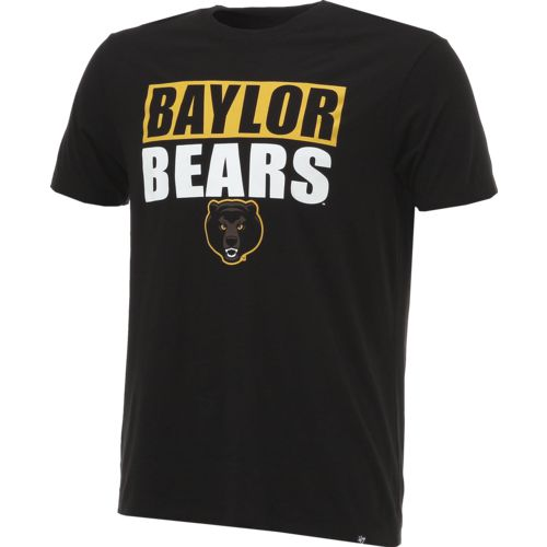 '47 Baylor University Stacked Splitter T-shirt - view number 3