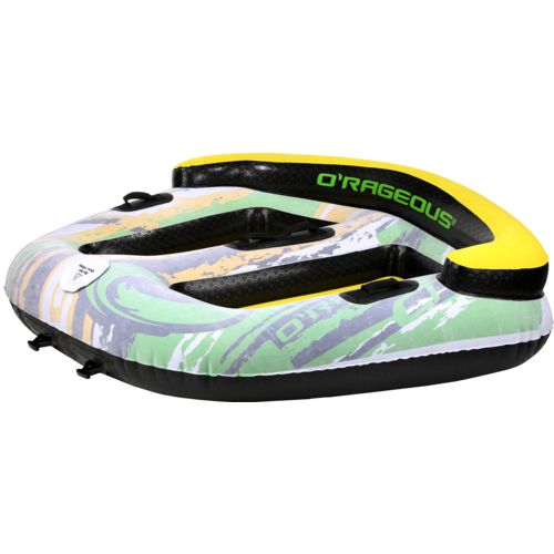 O'Rageous Wake Craze II 2-Person Towable Float