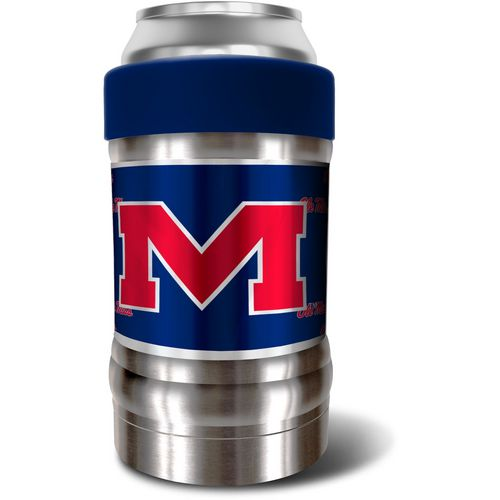 Great American Products University of Mississippi LOCKER Vacuum-Insulated 12 oz Can/Bottle Holder