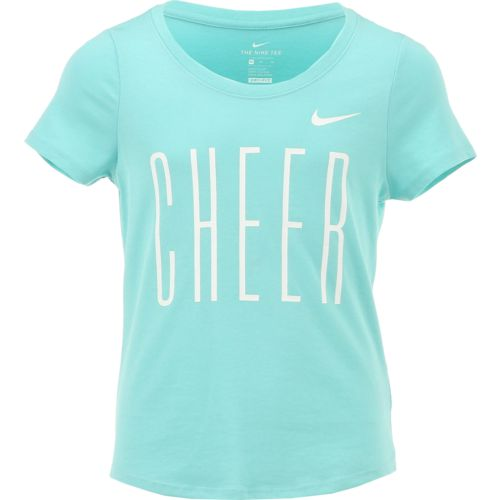Nike Girls' Dry Cheer T-shirt