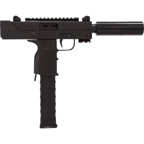 MasterPiece Arms Defender Side Cocking 9mm Luger Pistol with Scope Mount
