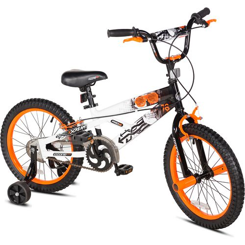 Display product reviews for Ozone 500 Boys' X Scream 18 in Bicycle