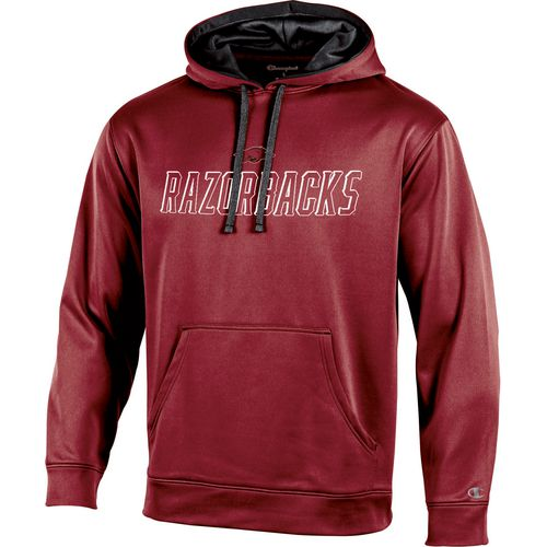 Champion Men's University of Arkansas T-Formation Hoodie