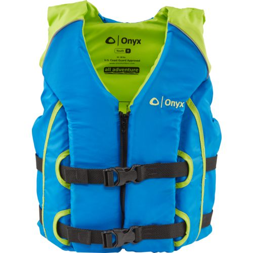 Onyx Outdoor Kids' All Adventure Life Vest - view number 3