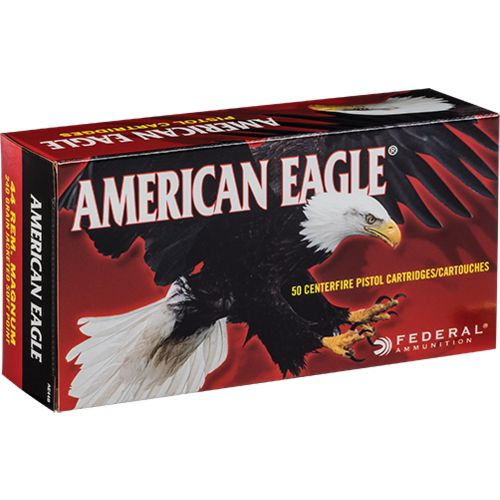 American Eagle .44 Remington Magnum 240-Grain Soft-Point Centerfire Pistol Ammunition - view number 1