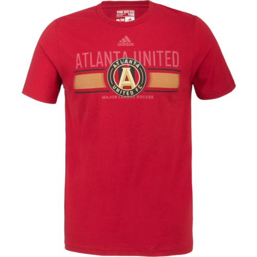 adidas Men's Atlanta United FC Overlaid T-shirt